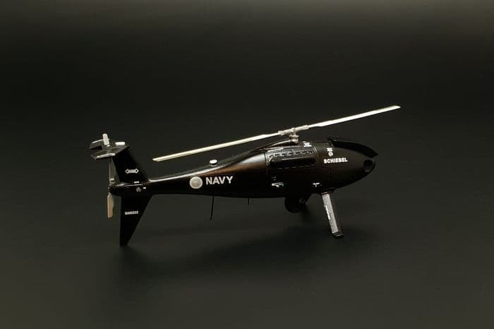 Brengun 1/48 S-100 Camcopter Unmanned Helicopter Resin Construction # S48011