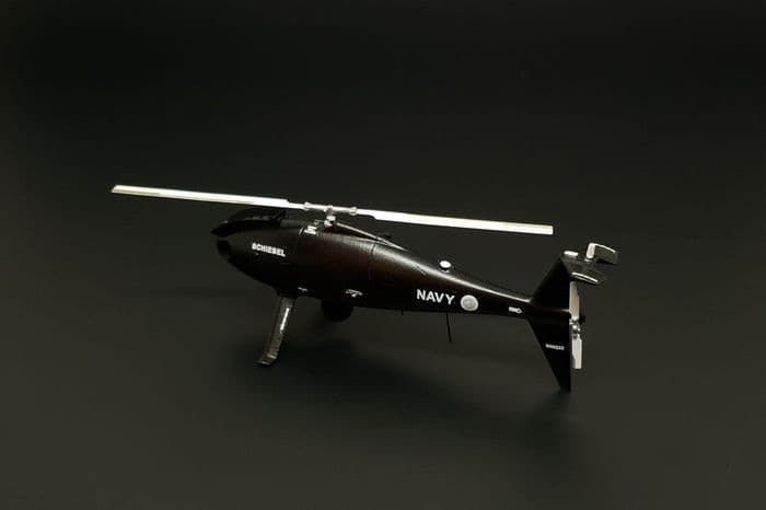 Brengun 1/72 S-100 Camcopter Unmanned Helicopter Resin Construction # S72015