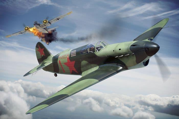 Brengun 1/72 Yakovlev Yak-1 Aces # P72041