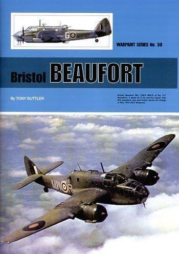 Bristol Beaufort - By Tony Buttler