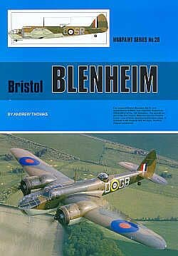 Bristol Blenheim - By Andrew Thomas