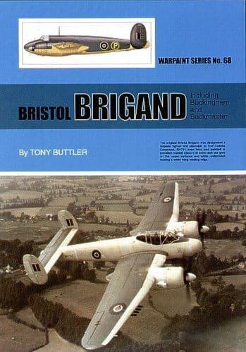 Bristol Brigand - By Tony Buttler