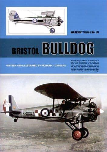 Bristol Bulldog - By Richard J. Caruana