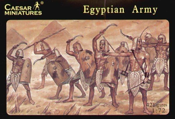 Caesar Miniatures 1/72 Egyptian Army # 009