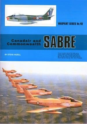 Canadair and Commonwealth Sabre - By Steve Hazell