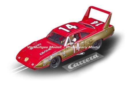 """Carrera 1/32 Evolution Plymouth Superbird """"No.14"""" # 27640"""