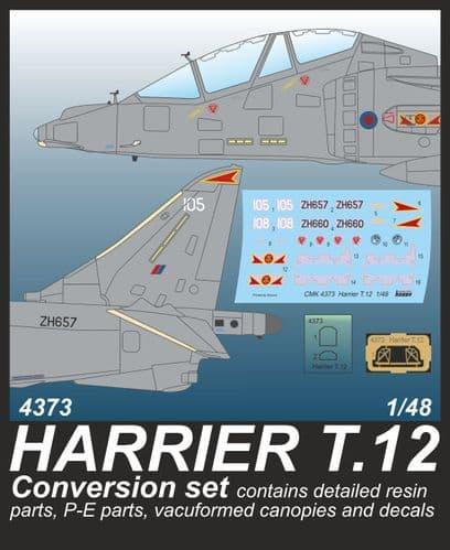 CMK 1/48 BAe Harrier T.12 Conversion Set # 4373
