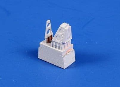 CMK 1/48 Reggiane Re.2000 Headrest # Q48374
