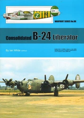 Consolidated B-24 Liberator - By Ian White