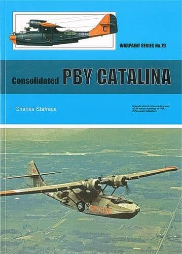 Consolidated PBY Catalina by Charles Stafrace