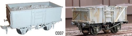 Dapol 1/76 16T Mineral Wagon # C37