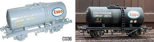 Dapol 1/76 20T Esso Tanker # C36