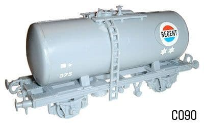 Dapol 1/76 Class B 20T Tanker Regent # C90