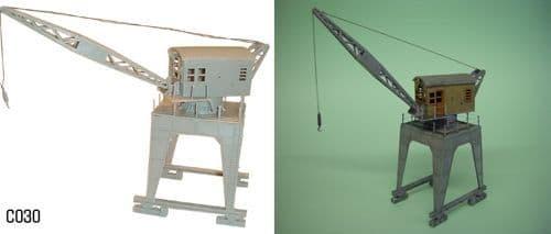 Dapol 1/76 Dockside Crane # C30