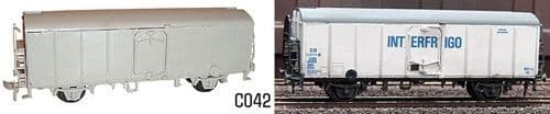 Dapol 1/76 Refrigerator Wagon # C42