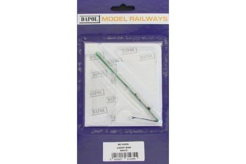 Dapol N: Gauge Light Bar Warm White (70s/80s) # 2A-000-041