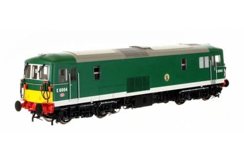Dapol OO Gauge Class 73 BR Green E6004 Grey/Green Sole Bar DCC Fitted # 4D-006-010D
