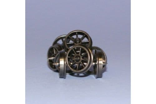 Dapol OO Gauge Single Spoke Wheels (20) # WHEELSPOKE