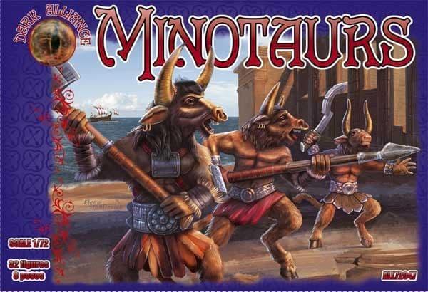 Dark Alliance 1/72 Minotaurs # ALL72047