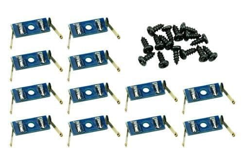 DCC Concepts - Wiper Pickups & Springs (12) # DCDCF-WP12