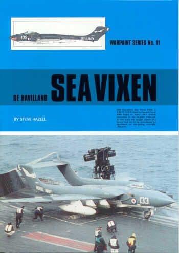 de Havilland Sea Vixen - by Steve Hazel