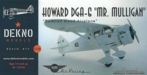 Dekno 1/72 Howard DGA-6 Mr Mulligan # AR720900