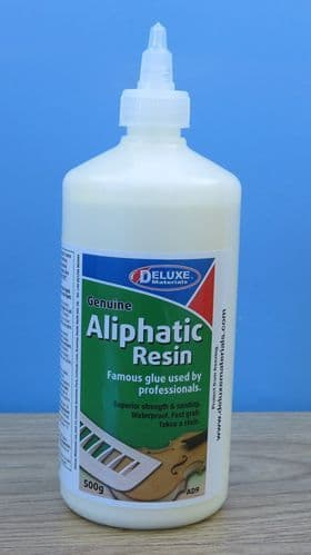 Deluxe Materials 112g Aliphatic Resin Glue # AD008
