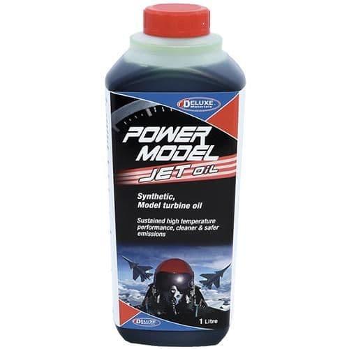 Deluxe Materials 1L Power Model Jet Oil # LU02
