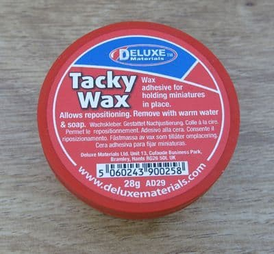 Deluxe Materials 28g Tacky Wax # AD029