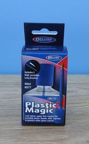 Deluxe Materials 40ml Plastic Magic # AD77
