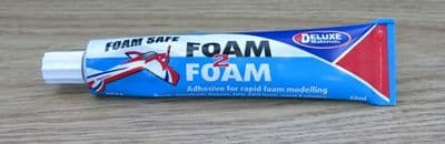Deluxe Materials 50ml Foam 2 Foam - Very High Tack Glue # AD34