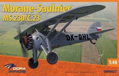 Dora Wings 1/48 Morane-Saulnier MS.230/C.23 # 48027