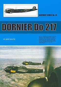 Dornier Do-217 - By Jerry Scutts