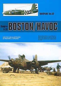 Douglas A-20 Boston/Havoc - By Richard J. Caruana