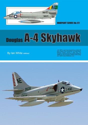 Douglas A-4 Skyhawk - By Ian White AMRAeS