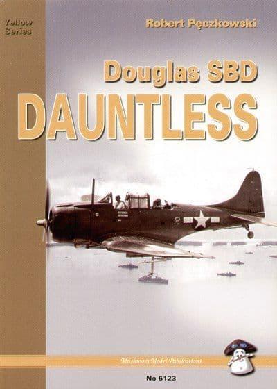 Douglas SBD Dauntless by Robert Peczkowski
