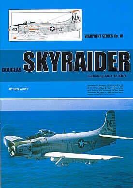 Douglas Skyraider - By Ken Wixey