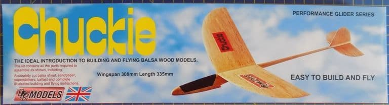 DPR Models - Chuckie Performance Glider