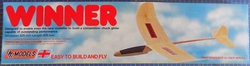 DPR Models - Winner High Performance Chuck Glider