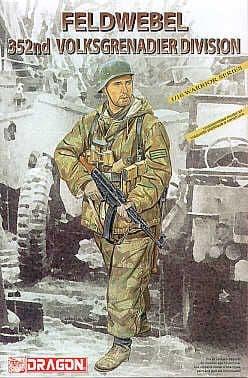 Dragon 1/16 Feldwebel 352nd Volksgrenadier Division # 1629