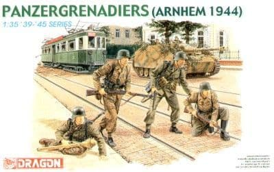Dragon 1/35 Panzergrenadiers (Arnhem 1944) # 6161