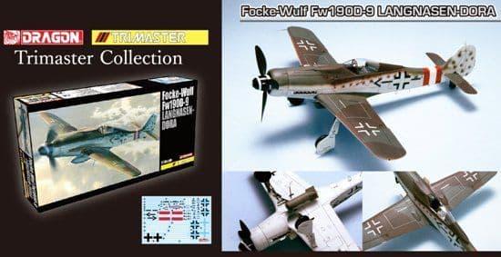 Dragon 1/48 Focke-Wulf Fw-190D-9 Trimaster Collection # 5575