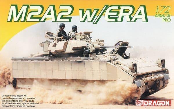 Dragon 1/72 M2A2 with ERA # 7415