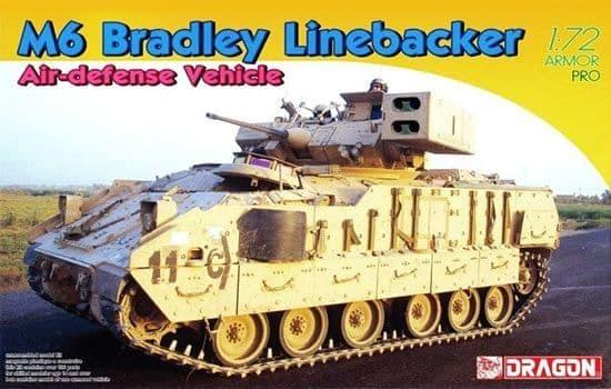 Dragon 1/72 M6 Bradley Linebacker # 7624