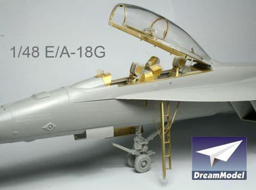 Dream Model 1/48 EA-18G Growler # 2018