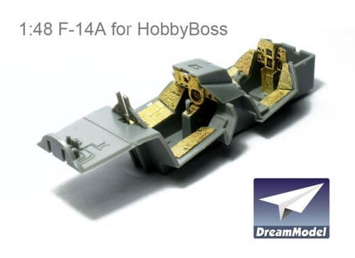 Dream Model 1/48 F-14A Tomcat detail set # 2014