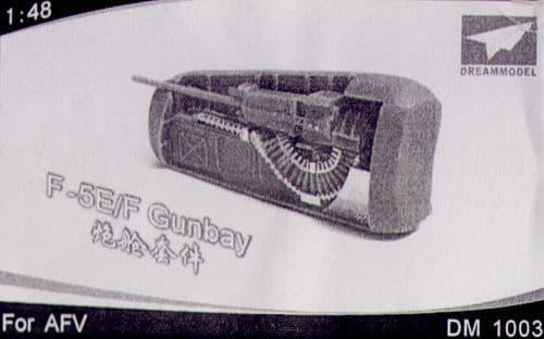 Dream Model 1/48 F-5E/F Gun Bay # 1003
