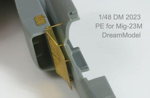 Dream Model 1/48 Mikoyan MiG-23M # 2023