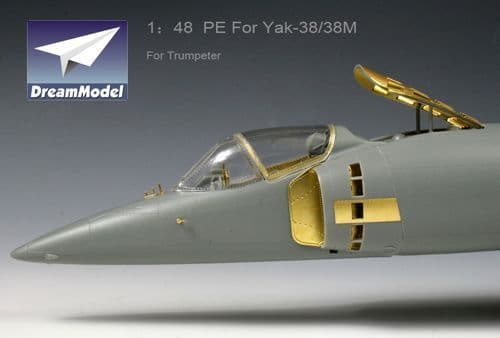 Dream Model 1/48 Yakovlev Yak-38/38M detail set # 2019