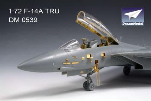 Dream Model 1/72 F-14A Tomcat detail set # 0539